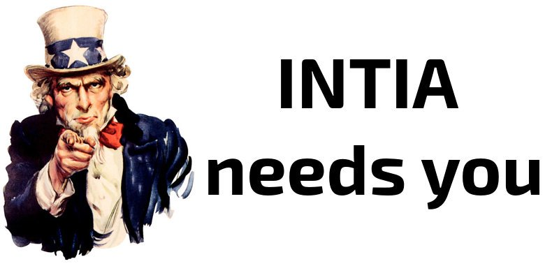 INTIA needs you, appel à la candidature