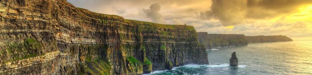 Cliffs Of Moher Irlande