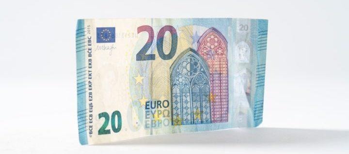 Billet de 20 €