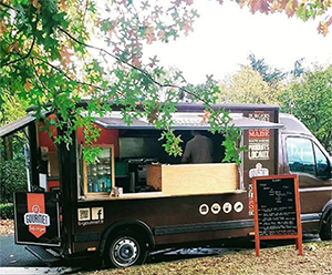Food Truck B-Gourmet