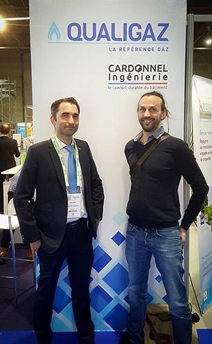 Partenariat INTIA et CARDONNEL Ingénierie