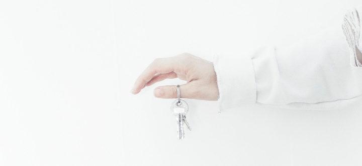 les clés de vos nouveaux locaux