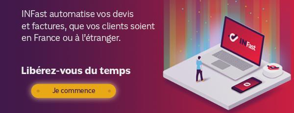 INFast s'utilise en France et à l'étranger